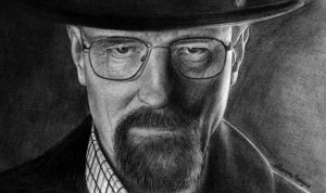 Walter White by hsr4