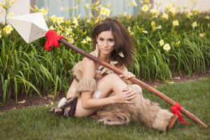 more nidalee from league of legends cosplay by smashleycider