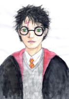 Harry Potter (Year 3) by TolkienOP