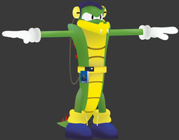 Classic Vector model by Nibroc-Rock