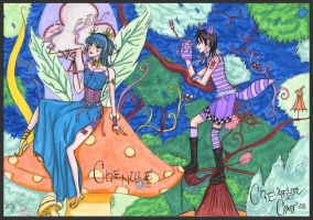 Alice in [dream]land -  Trefle by AkiKumiko