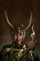 Loki by trojan-rabbit