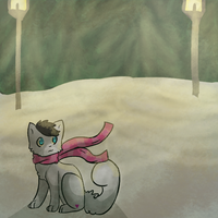 Winter's Comming- GA Moon-ee by Little-Volii