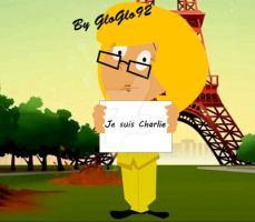 Je suis Charlie by GloGlo92