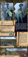 Hyrule: TW - Sample Guide Page by UndyingNephalim