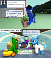 Ask True Blue tumblr 536 by Out-Buck-Pony