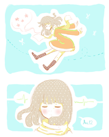 young dream by ani12