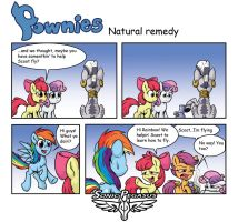 Pownies: Natural remedy by SonicPegasus