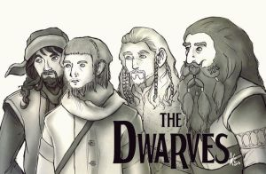 The Dwarves by Dashurie