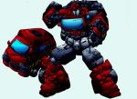 Ironhide by Mjones456