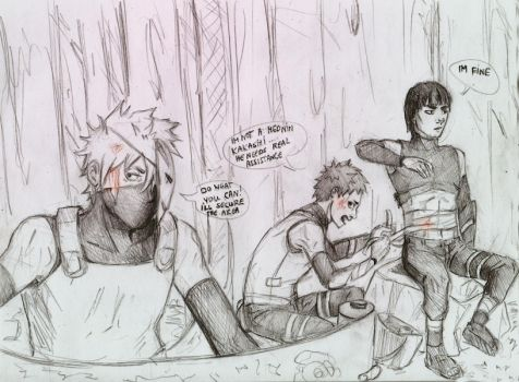 ANBU DAYZ by Sanzo-Sinclaire