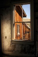Through the window by kayaksailor