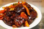 Coffee pork ribs by patchow