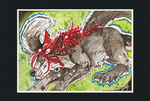 ACEO-Eleweth by SunStateGalleries