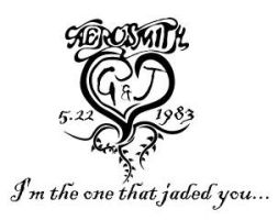 Aerosmith by Saablym