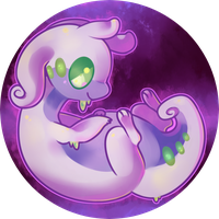 day 3: goodra by hunniebuzz