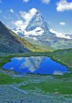 Matterhorn in the mirror by tkgvt