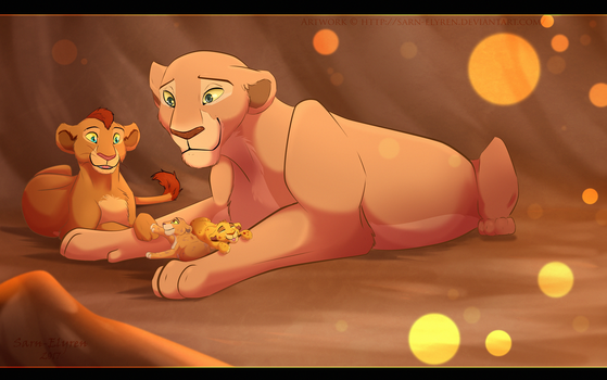 Family Time by Sarn-Elyren