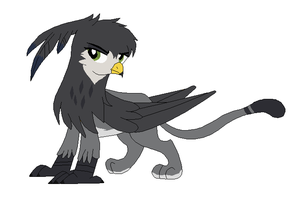 My Griffin (Gone) by Claire-Cooper