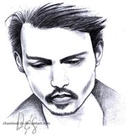 Just Johnny Depp by Chanimal-DS