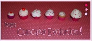 Porge's Cupcake Evolution by PORGEcreations