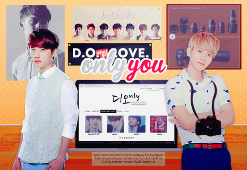 [CONTEST] Only You ft. BaekSoo by pocket-girl