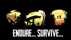 The last of us - minimalist endure and survive! by jhorsfield30