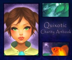 Quixotic Artbook Preview by LovliKitsune