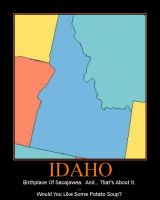 Idaho by dburn13579