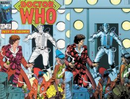 Dr. Who ClassicsII 4 Compare by CharlieKirchoff