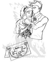 Mr. and Ms. Long Wedding by McFaol