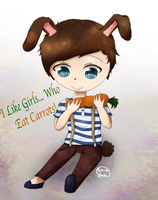Louis the Bunny by Rin-luver