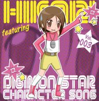 Digimon Star Song vol.3 by JinZhan