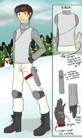 DR - CTF Outfit by chiyokins