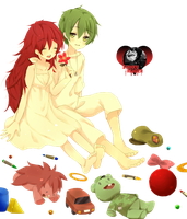 Happy Tree Friends render by ShinkuNekita