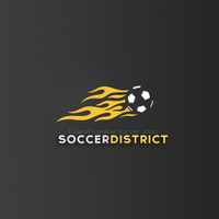 Soccer Distric Logo by MoshiiMan