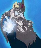 Ice king by R-Daza