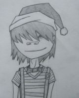 Christmas Noodle by Adillenb7