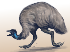 Emu by Camelid