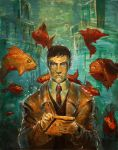 conspiracy of fish by Larbesta