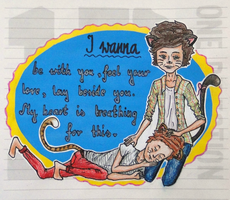 TMH Tour: day 23 by YummyBiscuit