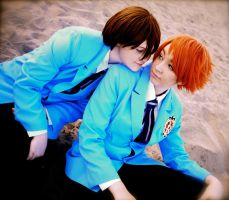 Please Don't Tease Me, Haruhi by tipsy-g