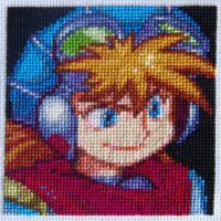 Justin -Grandia- by Blackmageheart