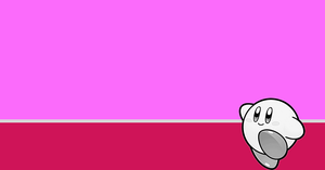 Wallpaper- Kirby (Colorful) by SomeElixer