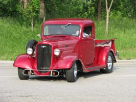 1936 Chevy Pickup by Qphacs