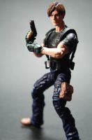 RE Leon GI Joe custom by Rue-of-Blue-Breeze