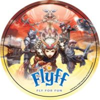 FLYFF Group Button Pin by Ardnaz
