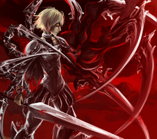 [Claymore] Awake. by ProtoRC