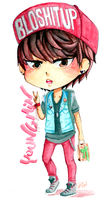 [AT] Sangchu's Youngmin by jaljello