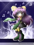 Mina Mongoose - Dance the night away by Dj-Reverberance